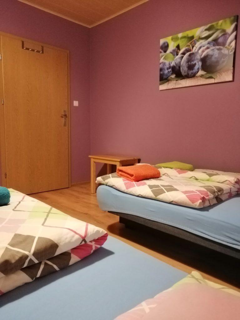pokój śliwkowy 3