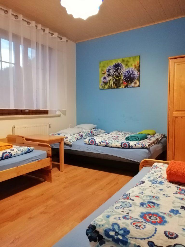 pokój niebieski 2