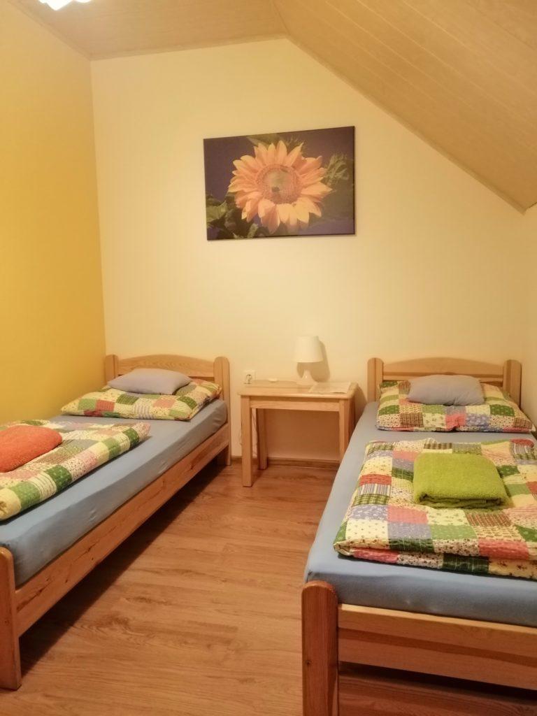 pokój słonecznikowy 1