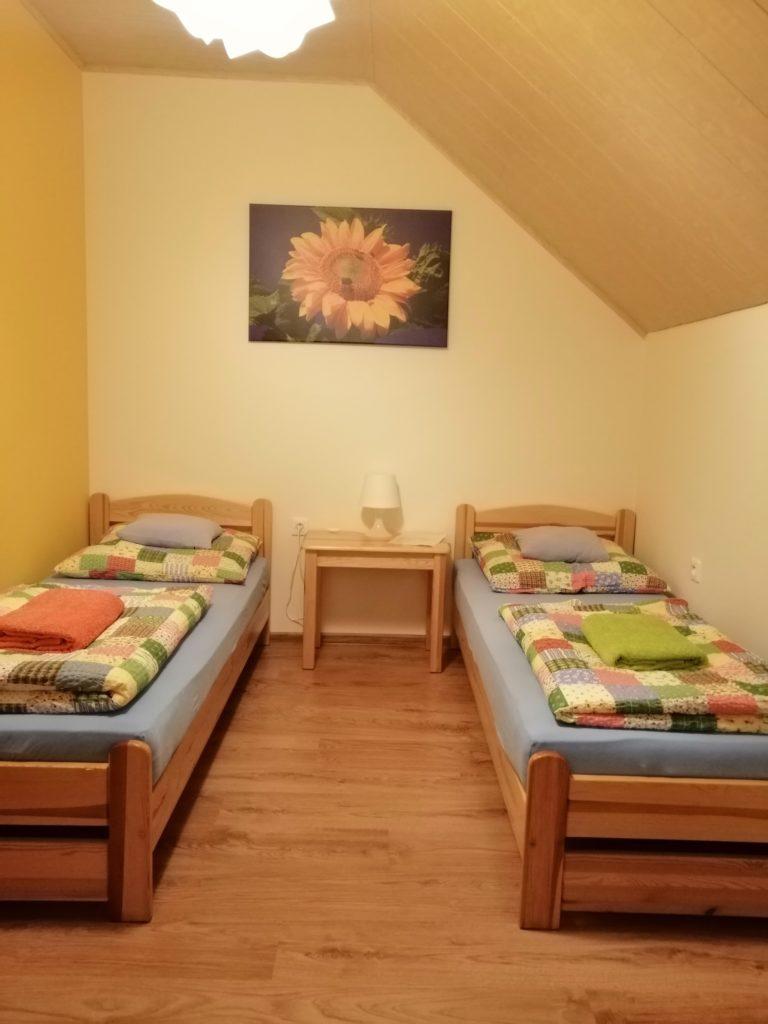 pokój słonecznikowy 2