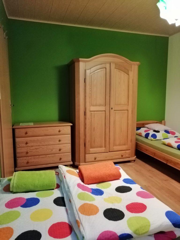 pokój zielony 3