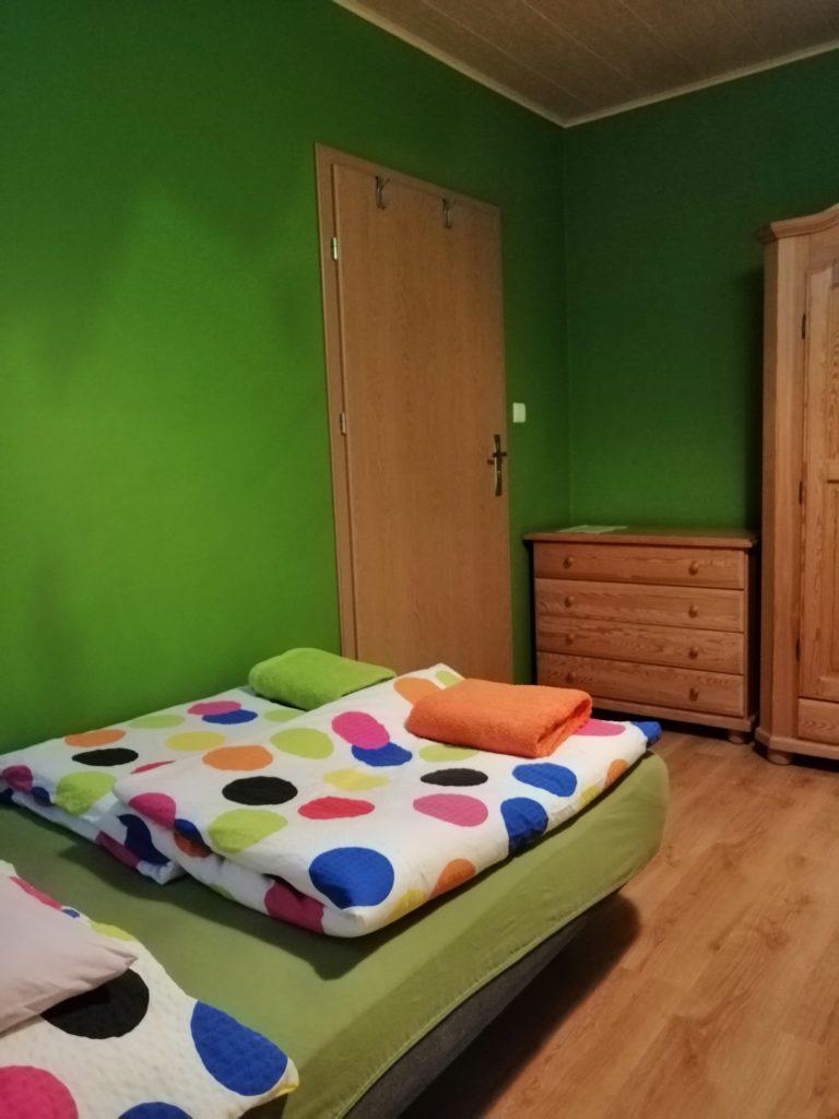 pokój zielony 4